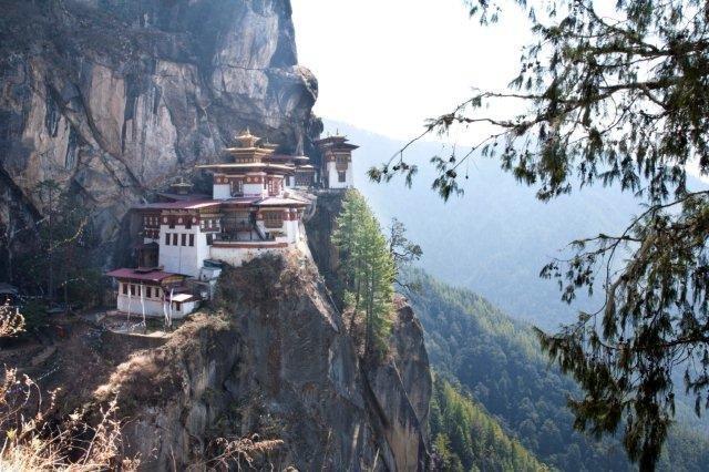17 Tigers Nest Bhutan