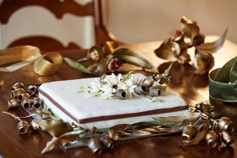 8-Christmas cake
