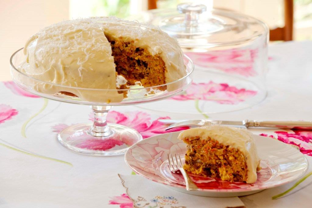 11. frangipani cake